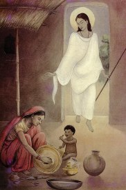 Every Pot Shall be Holy Unto the Lord - Lucknow watercolour, Christian Home Collection, © Family Wesley, 2014.