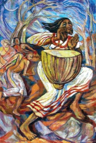 Prophetic Dancer - Drummer