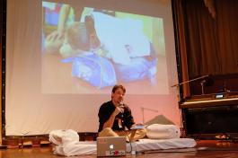 Talk at Sinai 2014